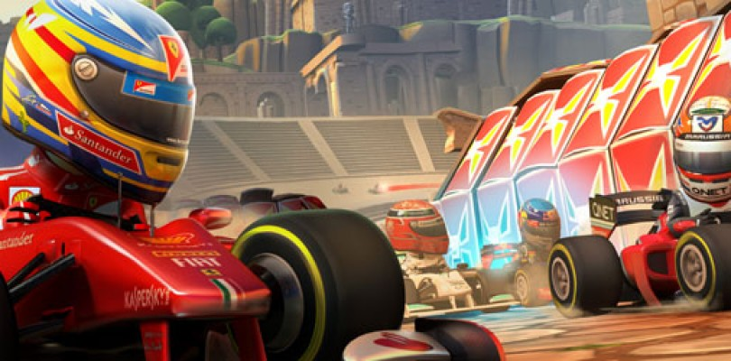 F1 Race Stars Review
