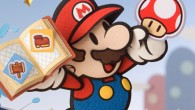 Drew sits down with the newest Paper Mario game to see if it falls flat. Our full review.