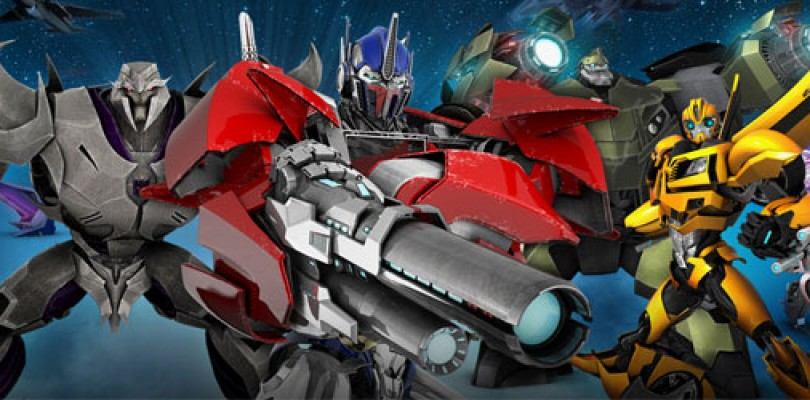 Transformers Prime (3DS) Review