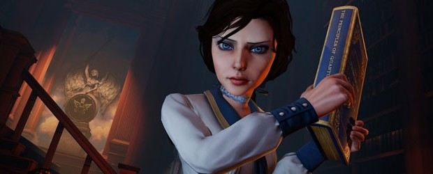 Irrational Games have announced that those who pre-order Bioshock Infinite will get a free eBook to download from Amazon. Don't...
