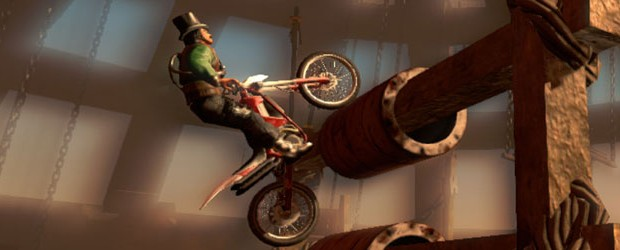We check out the latest Trials Evolution DLC pack. My thumbs are still bleeding, but my controller survived.