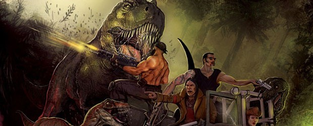 Get prehistoric with Drew as he tackles this man vs. dinosaur FPS. Does it deliver the goods?
