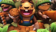Who doesn't want to BBQ with gophers while fending off dinosaurs? Our iOS review is here, check it out.