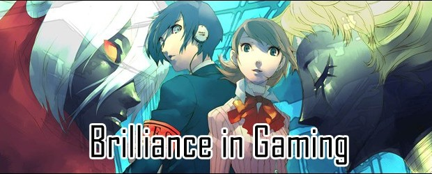 Jae is back with his second iteration of Brilliance in Gaming. This entry features the Persona series.