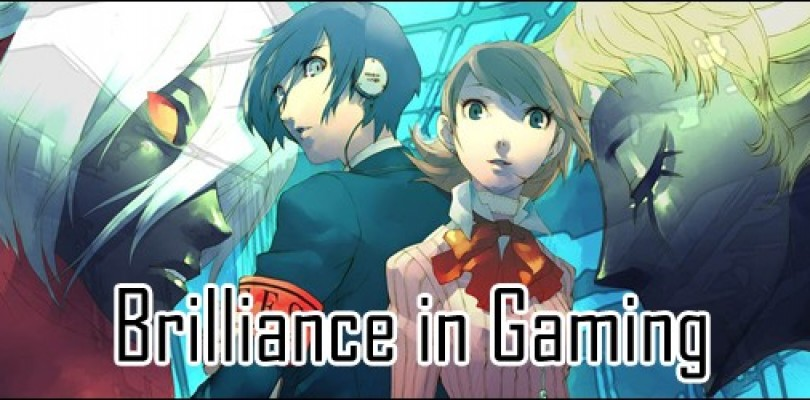 Brilliance in Gaming – Persona 3 and 4