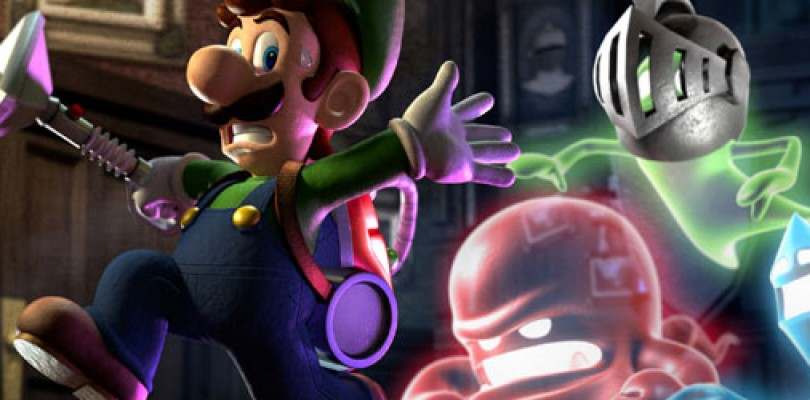Luigi's Mansion: Dark Moon (3DS) Review