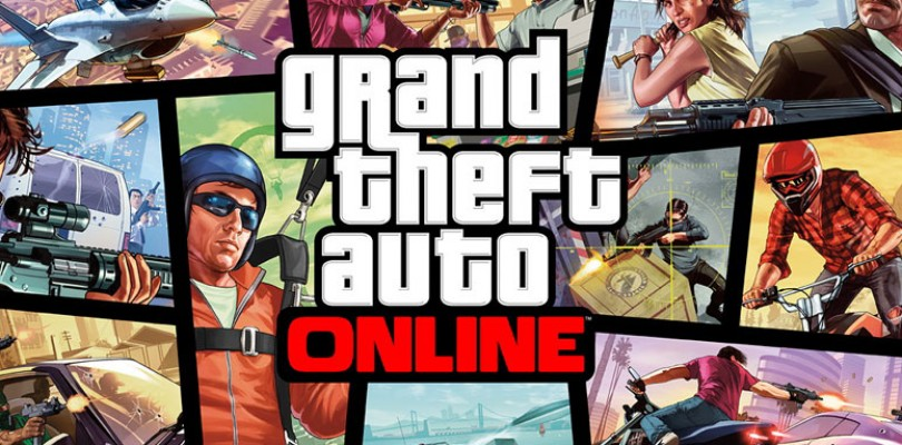 Grand Theft Auto V Online Trailer