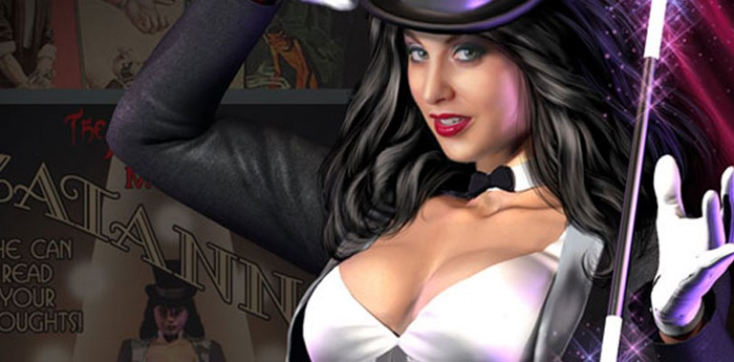 The History of Zatanna (Video)
