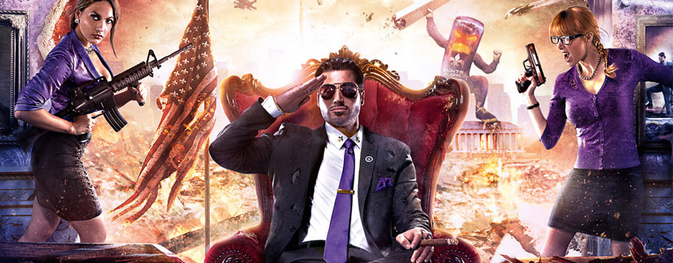 Saints Row IV Review The Saints are back and even more insane than before, but is it as good? Our full review.