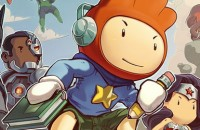 Dave checks out the portable version of Scribblenauts meets DC.