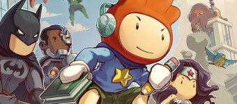 Scribblenauts Unmasked: A DC Comics Adventure (3DS) Review