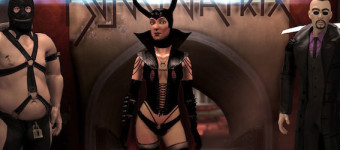 Saints Row IV: Enter the Dominatrix Review