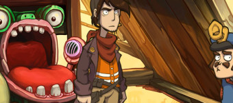 Goodbye Deponia (PC) Review