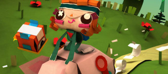 Tearaway (Vita) Review