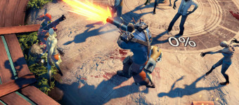 Dead Island: Epidemic Hands-On