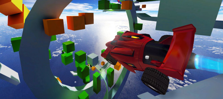 Jet Car Stunts (PC) Review