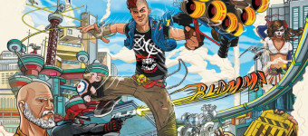 Sunset Overdrive (XB1) Review