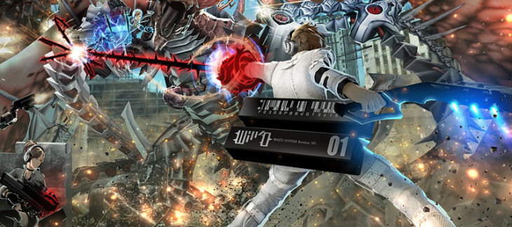Freedom Wars (Vita) Review