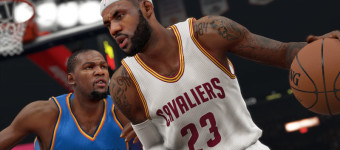 NBA 2K15 (PS4) Review