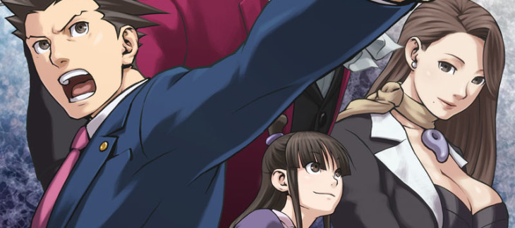 Phoenix Wright: Ace Attorney Trilogy (3DS) Review