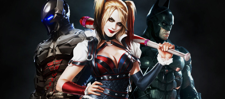 Batman: Arkham Knight – See the Voices Behind the Characters