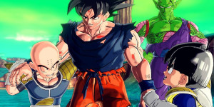 Fondling – Dragon Ball: Xenoverse