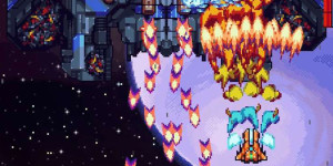 Super Galaxy Squadron (PC) Review