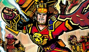 Code Name: S.T.E.A.M. (3DS) Review
