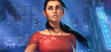 Fondling – Dreamfall Chapters Book Two: Rebels