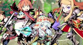 Etrian Mystery Dungeon (3DS) Review