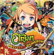 Etrian Mystery Dungeon Screenshots