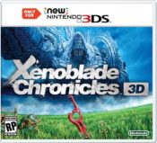 Xenoblade Chronicles 3D Screenshots