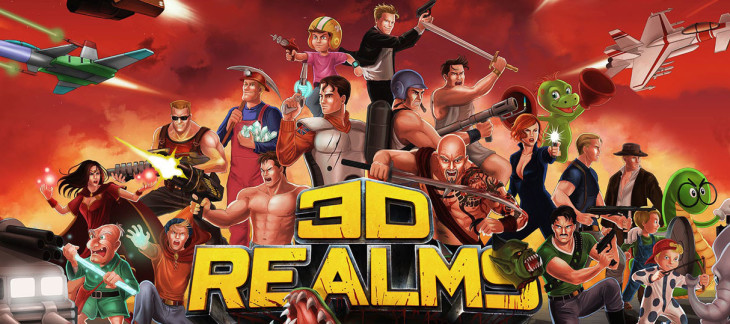 3D Realms Anthology Video Look