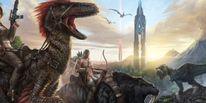 ARK: Survival Evolved Screenshots