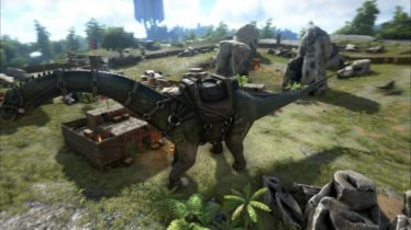 Ark: Survival Evolved Debut Trailer