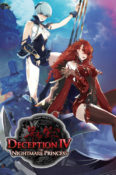 Deception IV: The Knightmare Princess – New Stages & Deception Studio Trailer