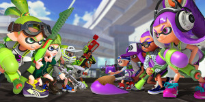 Splatoon Screenshots
