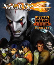 Zen Pinball 2: Star Wars Rebels Screenshots