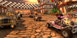 Beach Buggy Racing (XB1) Review