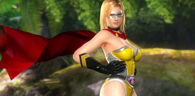 DoA5: Last Round Fighter Force Costumes Contest