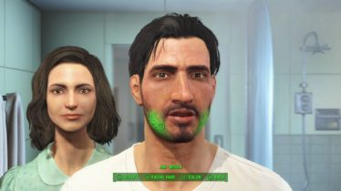Fallout 4: Character Creator (Video)
