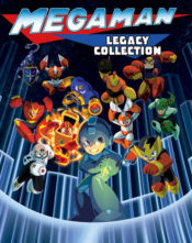 Mega Man Legacy Collection Announcement Trailer