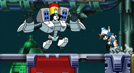 Mighty Switch Force! Hyper Drive Edition (PC) Review