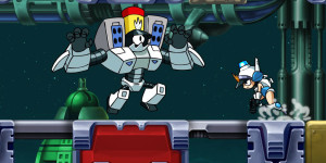 Mighty Switch Force! Hyper Drive Edition Screenshots