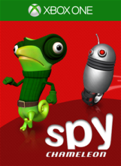 Spy Chameleon Screenshots