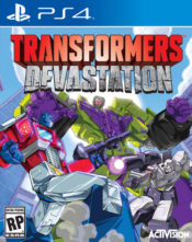 Transformers Devastation – Teaser Trailer