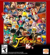 J-Stars Victory Vs+ Screenshots