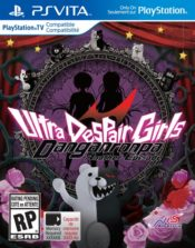 Danganronpa Another Episode: Ultra Despair Girls Screenshots