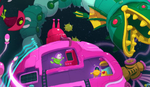Lovers in a Dangerous Spacetime (XB1) Review