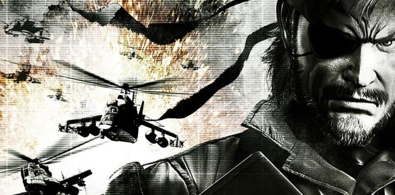 Phoenix Down 41.2 – Metal Gear Solid: Peace Walker